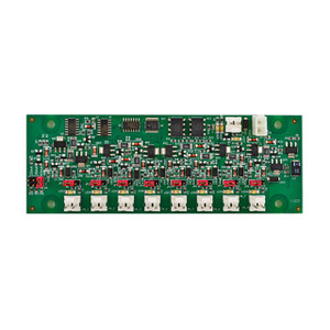 Verifone 42053-001 SFC CLGB2 Current Loop, RS-232 Board For Smart Fuel Controller