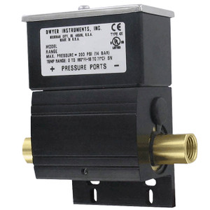 Dwyer Series DXW Wet Differential Pressure Switch, Nema 4X