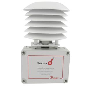 Dwyer Series TE-RND Outdoor Air Temperature Sensors w/ Radiation Shield
