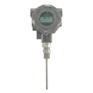 Dwyer Series TTE Explosion-Proof RTD Temperature Transmitter w/LCD Display and Probe