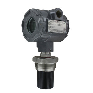 Dwyer Series ULT Ultrasonic Level Transmitter w/ 2 in. Male BSPT Process Connection & 1/2 in. M20 Conduit Connection