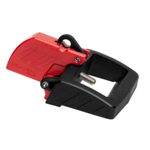 Master Lock S3823 Grip Tight Plus Circuit Breaker Lockout, Oversized Handle Circuit Breakers (480/600 V)