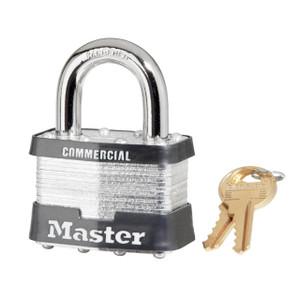 Master Lock 5KA 2 in. W Laminated Steel Pin Tumbler Padlock, Keyed Alike