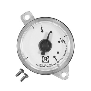 Rochester Gauge 6700 Series Direct Read Fractional Replacement Dial Capsule Only