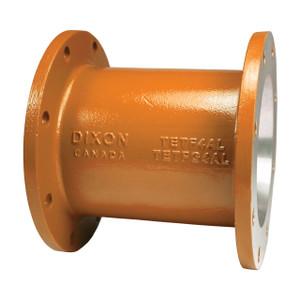 Dixon 4 in. Aluminum TTMA Flange Extension - Orange