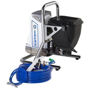 Graco SaniSpray HP 65 Electric Portable Airless Disinfectant Sprayer w/ 1.5 Gallon Hopper, 0.5 GPM