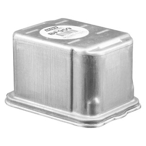 Baldwin Filters BF959 Dual-Stage Box-Style Metal Fuel Filter, Case of 12