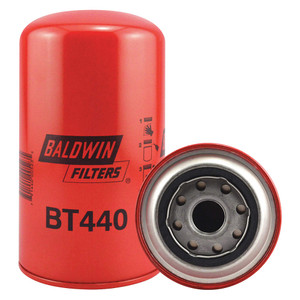 Baldwin Filters BT440 Spin-On Oil Filter, Full-Flow, 1 in. Thread, 23 Micron, Each