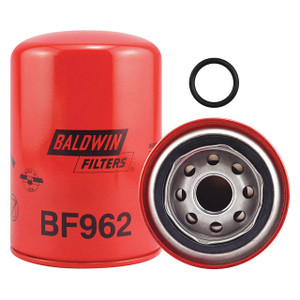 Baldwin Filters BF962 Spin-On Fuel Filter, 3/4 in. Thread., 15 Micron, Each