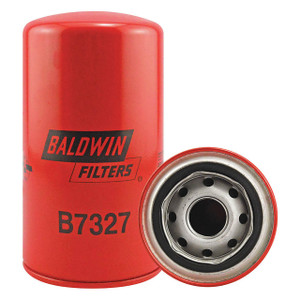 Baldwin Filters B7327 Spin-On Oil Filter, M27 x 2mmThread, 5 Micron, Each