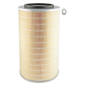 Baldwin Filters PA2777 Outer Air Filter, Round, 16 1/2 in. H x 9 29/32 in. Outside Dia., Each