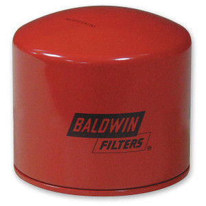 Baldwin Filters BT343 Spin-On Oil Filter, Full-Flow, 1 1/8 in. Thread, 18 Micron, Case of 6