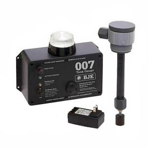 Husky 007 High/Low 55 Gallon Drum Sensor w/ Remote Tank Alarm & Strobe Light