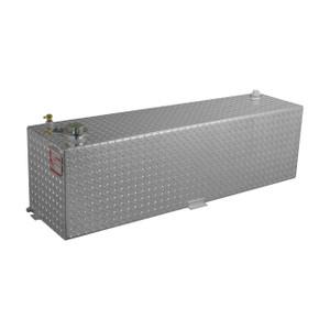RDS Manufacturing 50 Gallon Aluminum Rectangular DOT Certified Transfer Tank