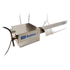 L.B. White Sentinel V2 Radiant Tube Heater w/50 ft. Tube, 150,000 BTU, LP Gas, 1-Stage
