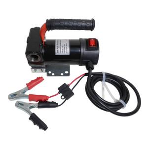 Fuelworks 12V DC Diesel Pump w/ Handle - 10 GPM