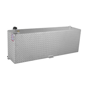 RDS Manufacturing 60 Gallon Aluminum Rectangular DOT Certified Transfer Tank