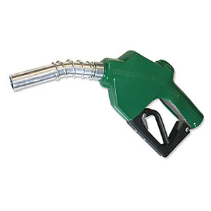 Harco 13135 7TH Full-Serve Automatic Diesel Nozzle (Green)