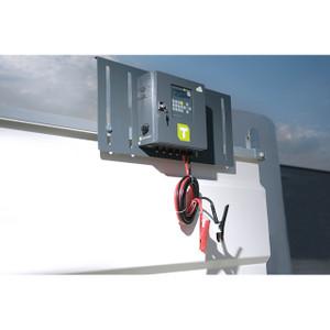 Tecalemit Wonderbox Single Hose Fuel Management System Kit-USB w/Mount Bracket for Western Global FuelCubes/TransCubes