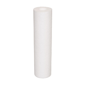 Dixon DF Series Melt Blown Quad Pro Polypropylene Cartridge Element, DOE/4-Zone, 10 in. Length