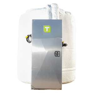 Tecalemit Northern All In One 500 Gallon DEF-Pro Mini Bulk Tank Storage & Dispensing Package