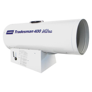 L.B. White Tradesman® 400 Ultra Forced Air 400,000 BTU Direct Fired LP Open Flame Heater