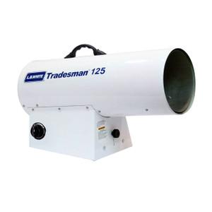 L.B. White Tradesman® 125 Forced Air 125,000 BTU Direct Fired LP Open Flame Heater