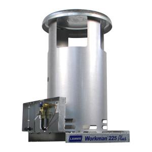 L.B. White Workman 225 Plus 45,000 to 225,000 BTU, LP Convection Heater