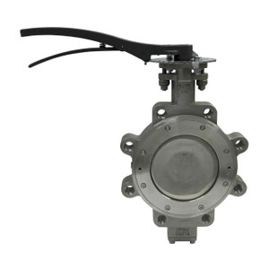 Apollo 215L Series 4 in. 150# Flange Stainless Steel Butterfly Valve, Lug Style, Stem Only