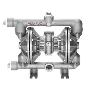 All-Flo A Series 1 1/2 in. NPT Aluminum Air Diaphragm Pumps, 115 GPM w/Santoprene Diaphragm, Valve & Ball, EPDM O-Ring, Polyp Seat