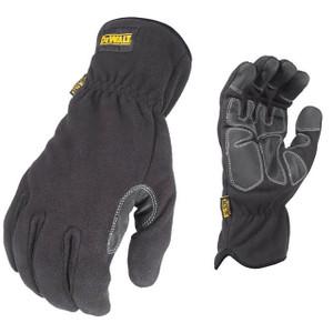 Dewalt DPG740 Series Fleece Mild Condition Cold Weather Work Gloves, 1 Pair