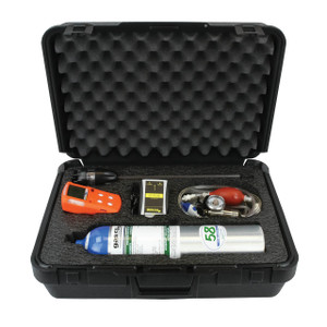 Gas Clip Technologies Confined Space Kit w/58L Quad Gas for MGC Simple Versions