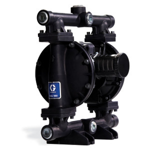 Graco Husky 1050 1 in. NPT Aluminum Diaphragm Pump w/ Buna-N Seats & TPE Diaphragms - UL Listed