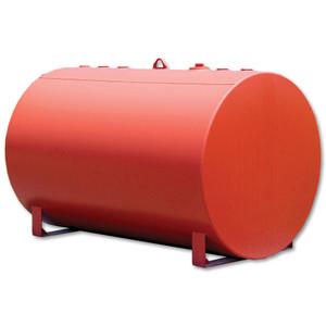 JME Tanks AU-270-12P 273 Gallon 12 Gauge Single Wall Horizontal Utility Tank