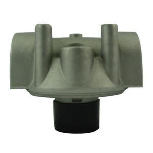 Cim-Tek 50261 3/4 in. BSP Aluminum Single Adapter for 23 Series Filters