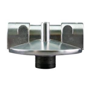 Cim-Tek 50136 1 1/4 in. NPT Aluminum Single Adapter for 40 Series Filters