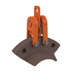 Gearench PETOL™ FLS3 Flange Lifting Shackle, Fits 5/8 in. Min. Bolt Size