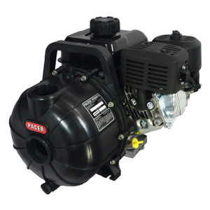 Pacer Pumps S Series 2 in. Econ-AG Water Pump w/B&S 550 Series OHV Engine, 150 GPM w/BUNA O-Rings