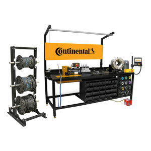 Continental PC200i Hose Assembly Station, Shop in a Box