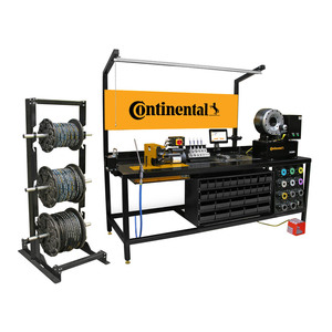 Continental PC150HD Hose Assembly Station, Shop in a Box