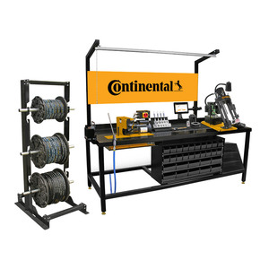 Continental PC150 Hose Assembly Station, Shop in a Box