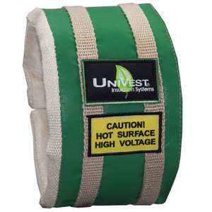 Unitherm UniVest Up to 2 in. Dia. Pipe Insulation Jacket w/2 Straps