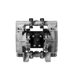 All-Flo C100 1/4 in. FNPT Legacy Polypropylene Air Diaphragm Pump w/Geolast, 40 GPM