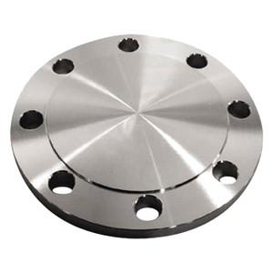 Merit Brass 150# Raised Face A105 Carbon Steel Blind Flange