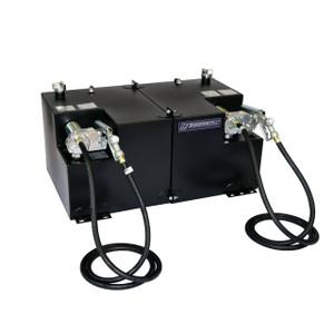 TransferFlow 50/50 Gallon DOT Split Refueling Dual-Tank System