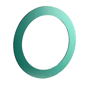 OG Supply Flat Fiber Ring NSF Flange Gaskets, 1/16 in. Thick, 150# Pressure Class