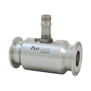 Badger Meter Blancett® B16N Series FloClean Tri-Clover End Sanitary Turbine Flow Meter No Hub