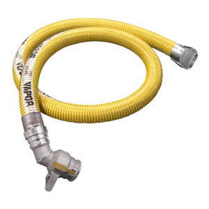 Willcox Composite 4 in. Vapor Hose Assemblies w/ Swivel 45° CPP x DAL Ends