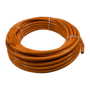 Dixon 18 Gauge Orange Straight Cord, 10 Wire, 100 ft.