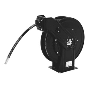 Graco SDX 20 Series 1/2 in. x 50 ft. Spring Driven Truck/Bench Mount Air & Water Hose Reels - Hose Included